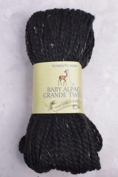 Image of Plymouth Baby Alpaca Grande Tweed