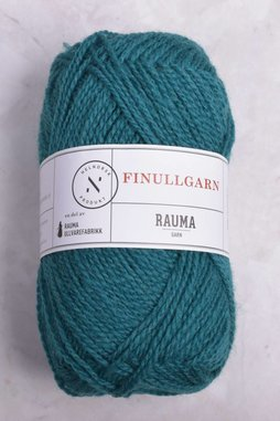 Image of Rauma Finullgarn 421 Medium Teal (Discontinued)