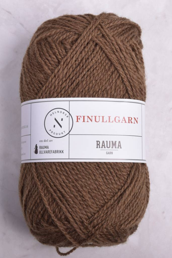 Image of Rauma Finullgarn 491 Medium Taupe (Discontinued)