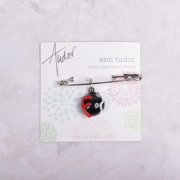 Image of Ann Tudor Stitch Markers, F Bomb, Small
