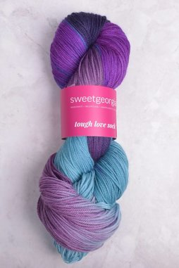 Image of Sweet Georgia Tough Love Sock Yarn Eden