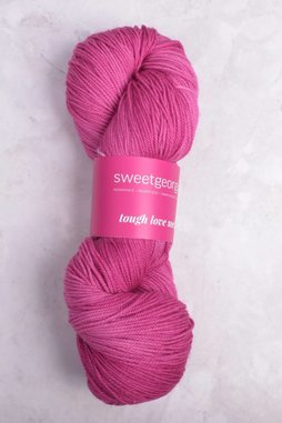 Image of Sweet Georgia Tough Love Sock Yarn Lip Gloss