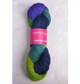 Image of Sweet Georgia Tough Love Sock Yarn Midnight Garden
