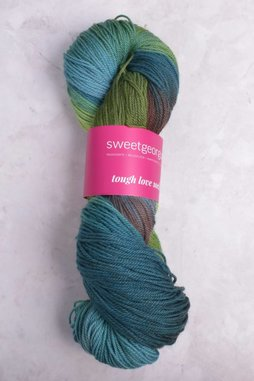 Image of Sweet Georgia Tough Love Sock Yarn Pacific Spirit