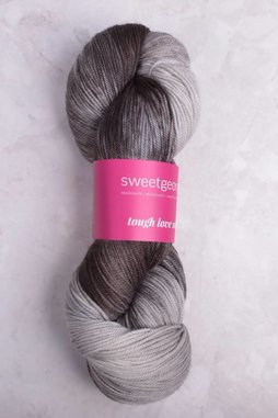 Image of Sweet Georgia Tough Love Sock Yarn Paper Street