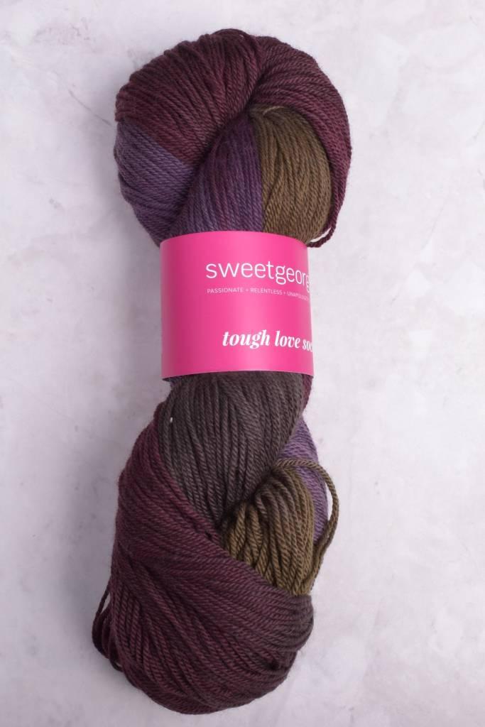 Image of Sweet Georgia Tough Love Sock Yarn Rogue