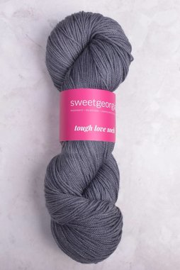 Image of Sweet Georgia Tough Love Sock Yarn Slate