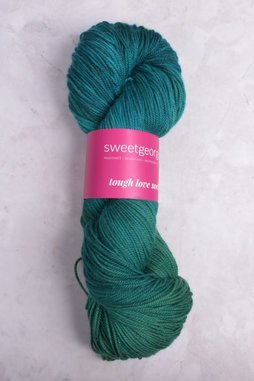 Image of Sweet Georgia Tough Love Sock Yarn Spruce