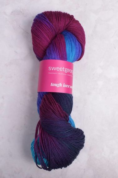 Sweet Georgia Tough Love Sock Yarn