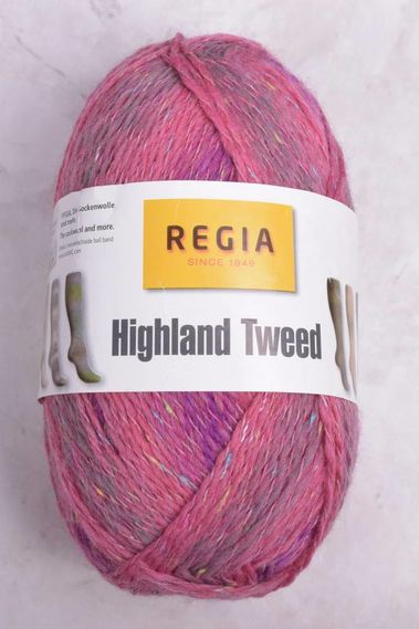 Image of Schachenmayr Regia Highland Tweed