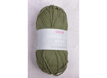 Sirdar Cotton Rich Aran