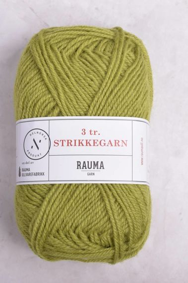 Image of Rauma 3-Ply Strikkegarn