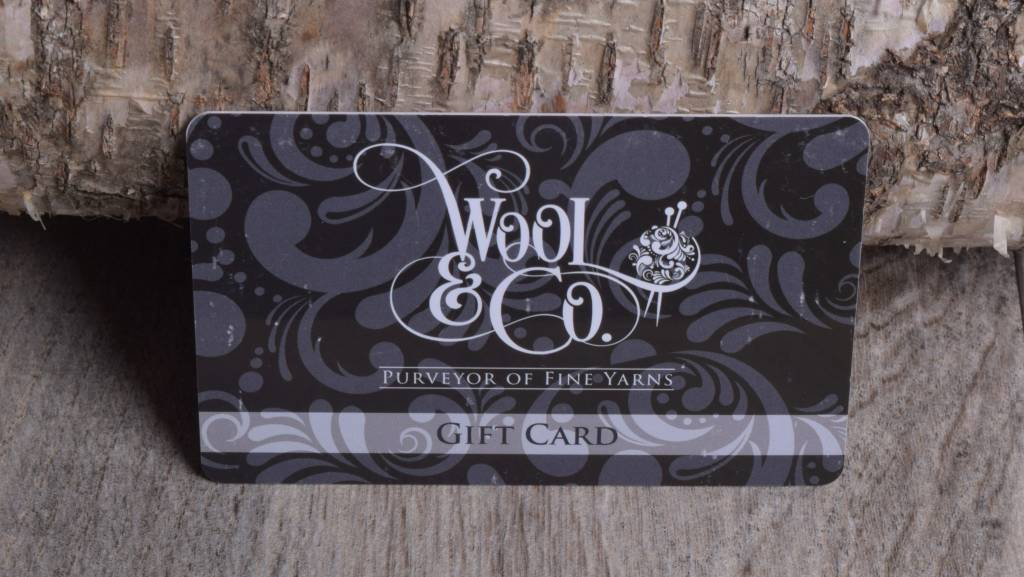 Image of Wool & Company Gift Card, $150