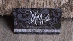 Image of Wool & Company Gift Card, $200