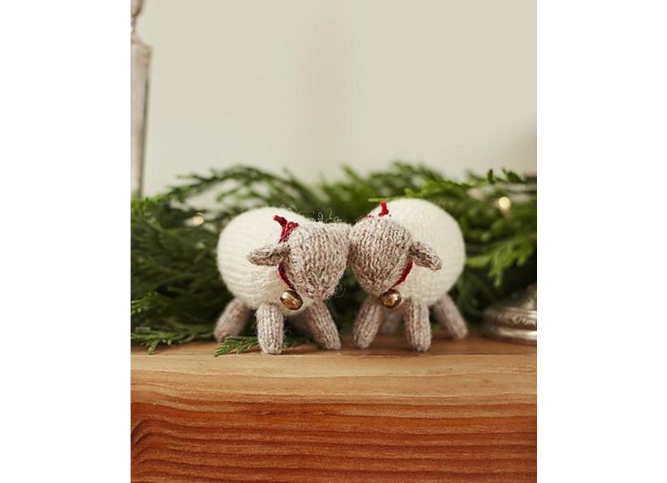 Feature Pattern of the Week - Woolly Wee Sheep