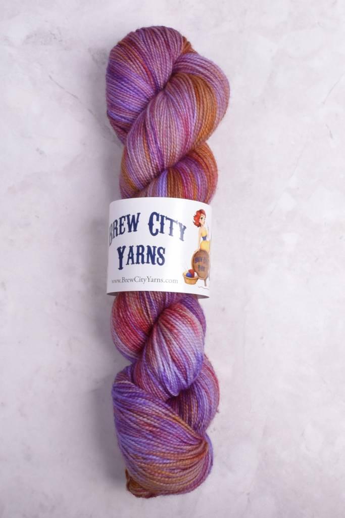 Image of Brew City Yarns Premium Draft Sock Magic Carpet