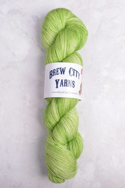 Image of Brew City Yarns Premium Draft Sock Pomme