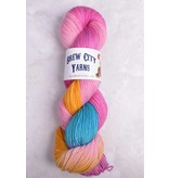 Image of Brew City Yarns Premium Draft Sock Princess Bubblegum