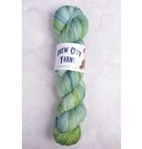 Image of Brew City Yarns Premium Draft Sock Sea Glass