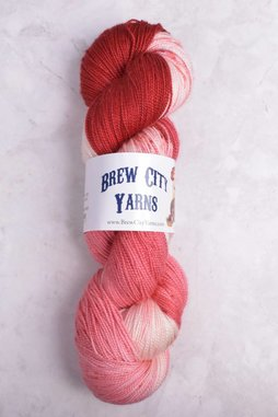 Image of Brew City Yarns XL Champagne Fingering Handmaid