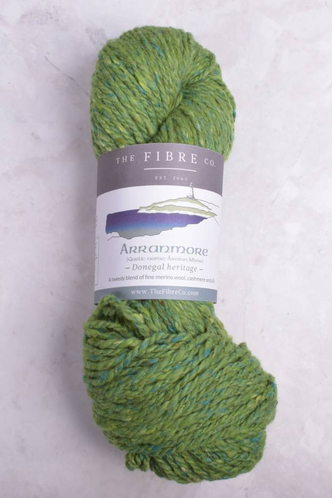 Image of The Fibre Company Arranmore Shamrock (Discontinued)
