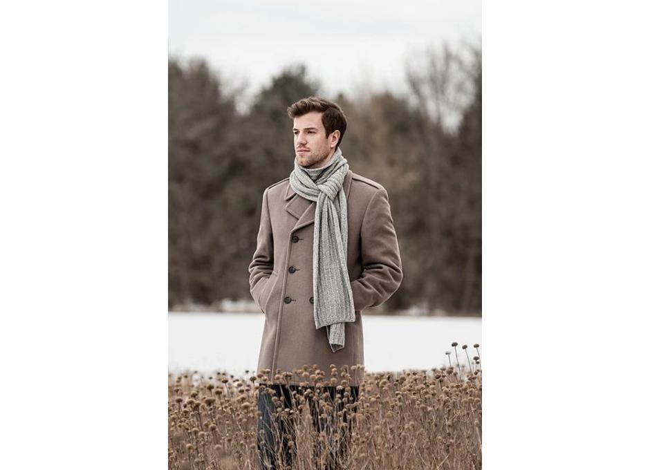 Feature Pattern of the Week - Roscoe Scarf
