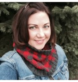 Image of Lumberjill Cowl: Introduction to Color Work; Thursday, February 14, 28, 12:00-2:00PM