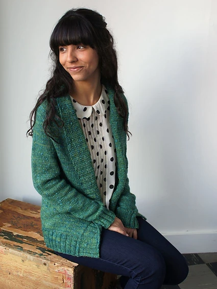 Image of Rosemont Cardigan