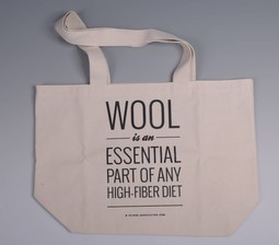Image of Fringe Supply High Fiber Diet Tote Bag