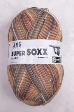 Image of Lang Super Soxx Color 204 Spice Road