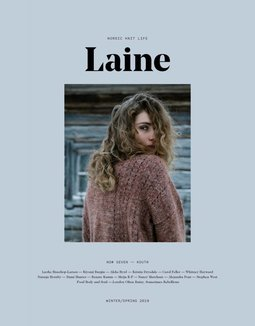 Image of Laine Magazine Issue 7 Kouta