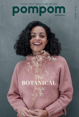 Image of Pompom Quarterly, Issue 28; Spring 2019