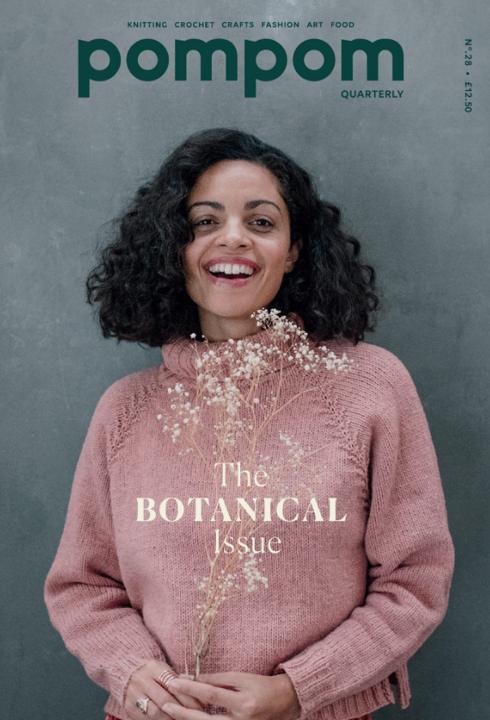 Image of Pompom Quarterly, Issue 28; Spring 2019