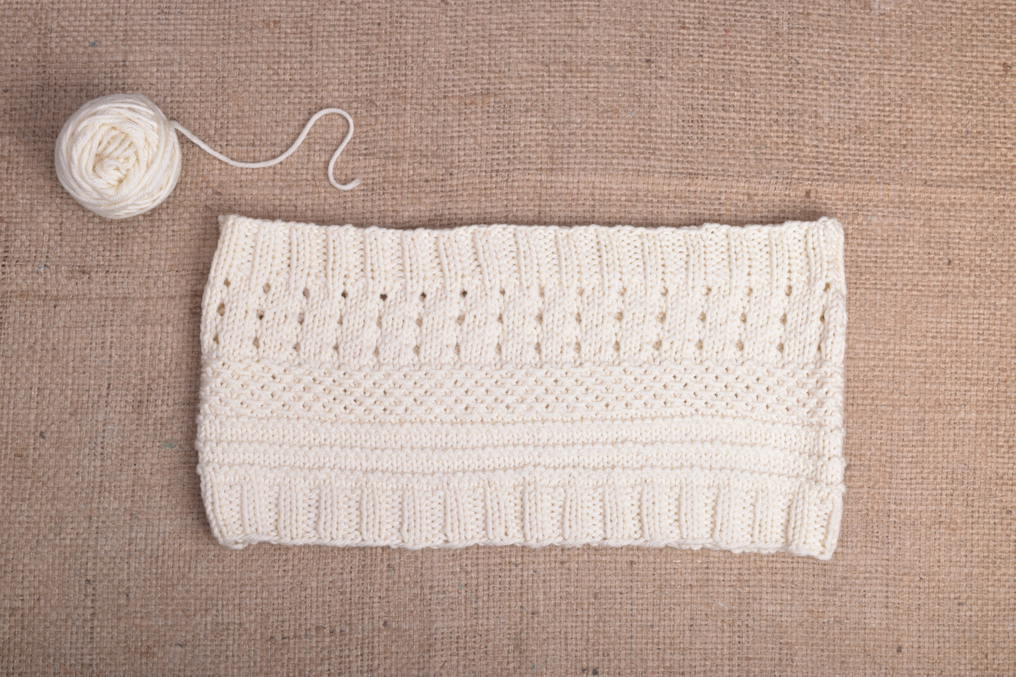 Knitting 101: Learn to Knit; Monday, April 1, 8, 15, 22;  1:00-3:00PM