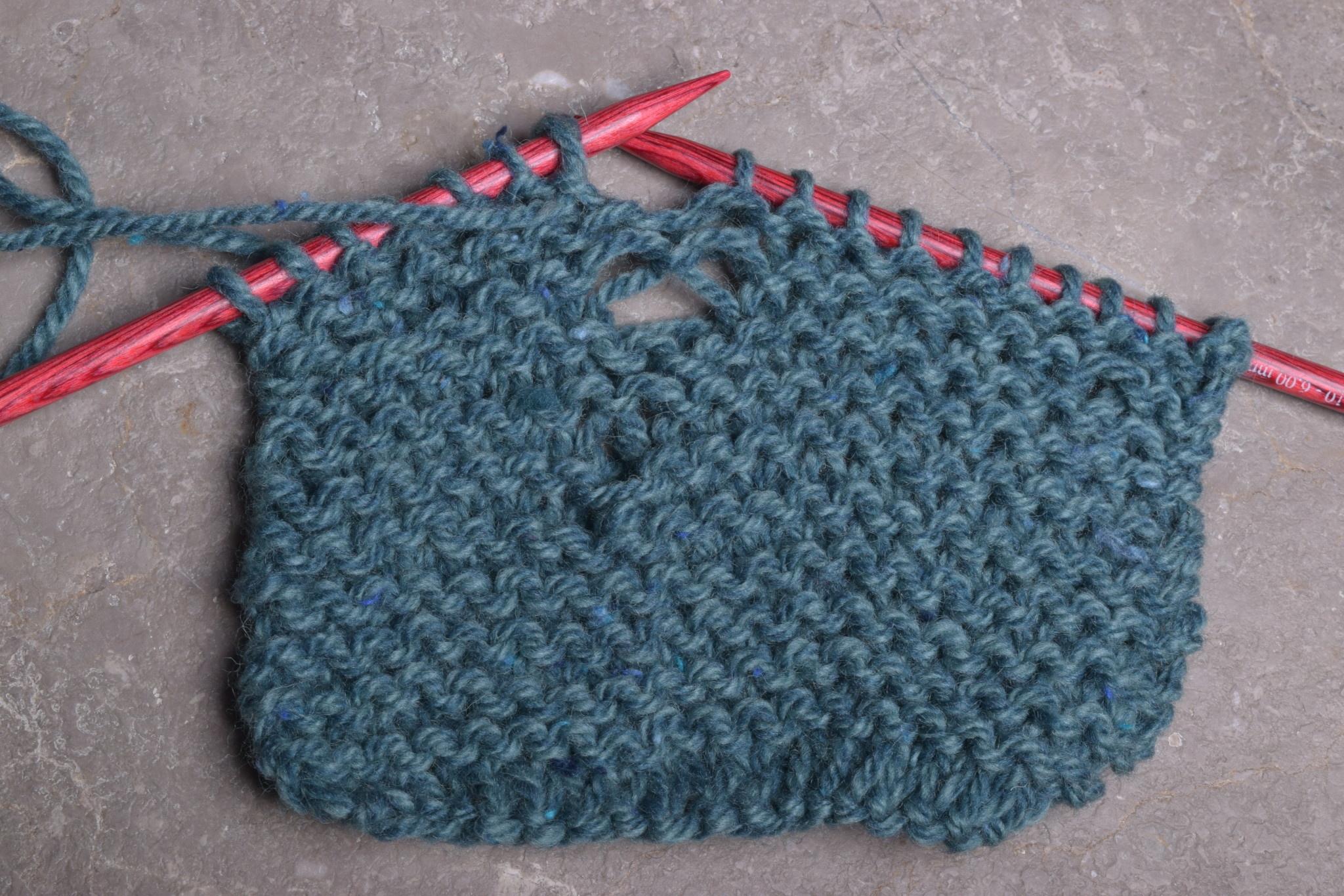 Fixing Knitting Mistakes; Monday, April 15;  6:00-8:00PM