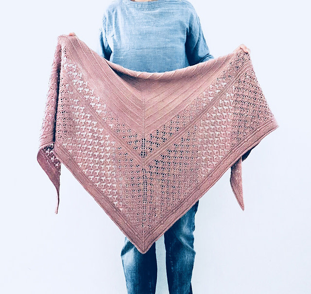 Akemi Shawl; Tuesday, June 25, July 2, 23;  6:00-8:00PM