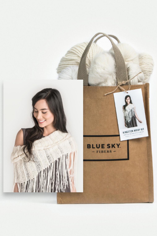 Image of Blue Sky Fibers Kingston Wrap Kit