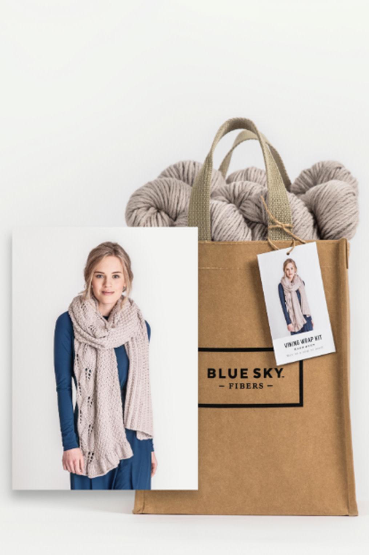 Image of Blue Sky Fibers Vining Wrap Kit