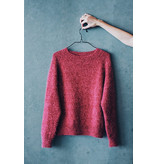 Image of No Frills Sweater; Friday, June 28 (Pre-class), July 19, August 16, 23, September 6;  12:00-2:00PM