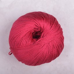 Image of Lang Mulberry Silk 66 Crimson
