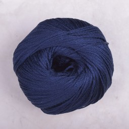 Image of Lang Mulberry Silk 35 Navy