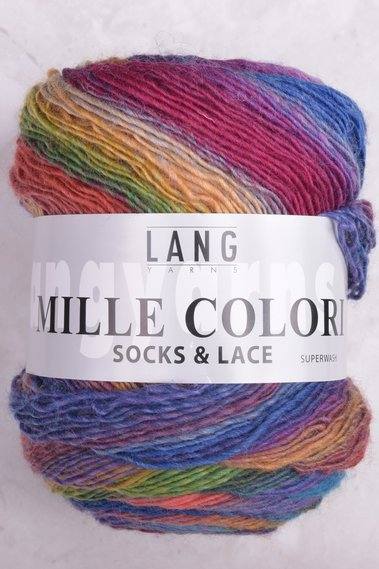 Image of Lang Mille Colori Socks