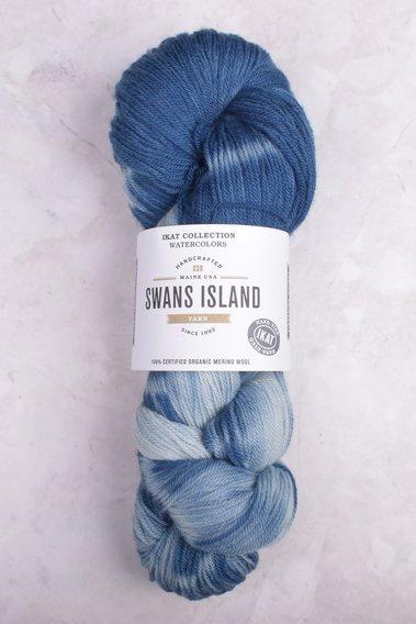 Image of Swan's Island IKAT Watercolors