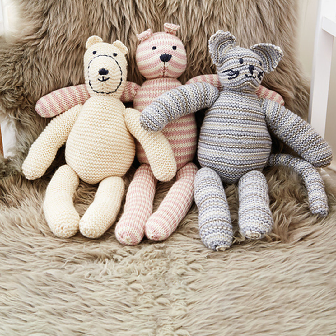 Image of Mungo, Stella and Archie