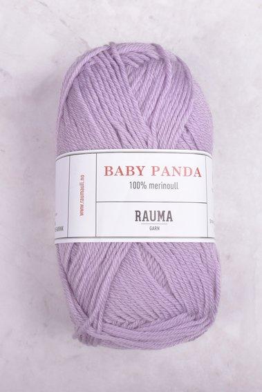 Image of Rauma Baby Panda (Baby Garn)