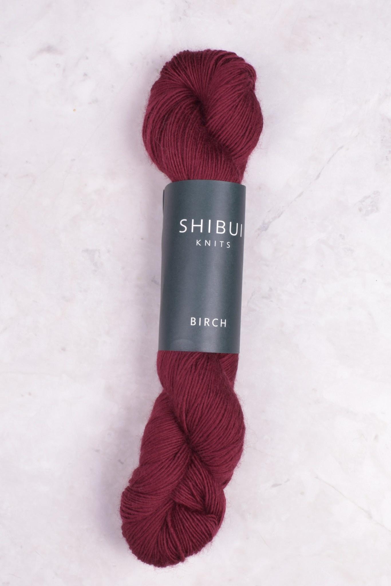 Image of Shibui Birch 2018 Bordeaux (Discontinued)