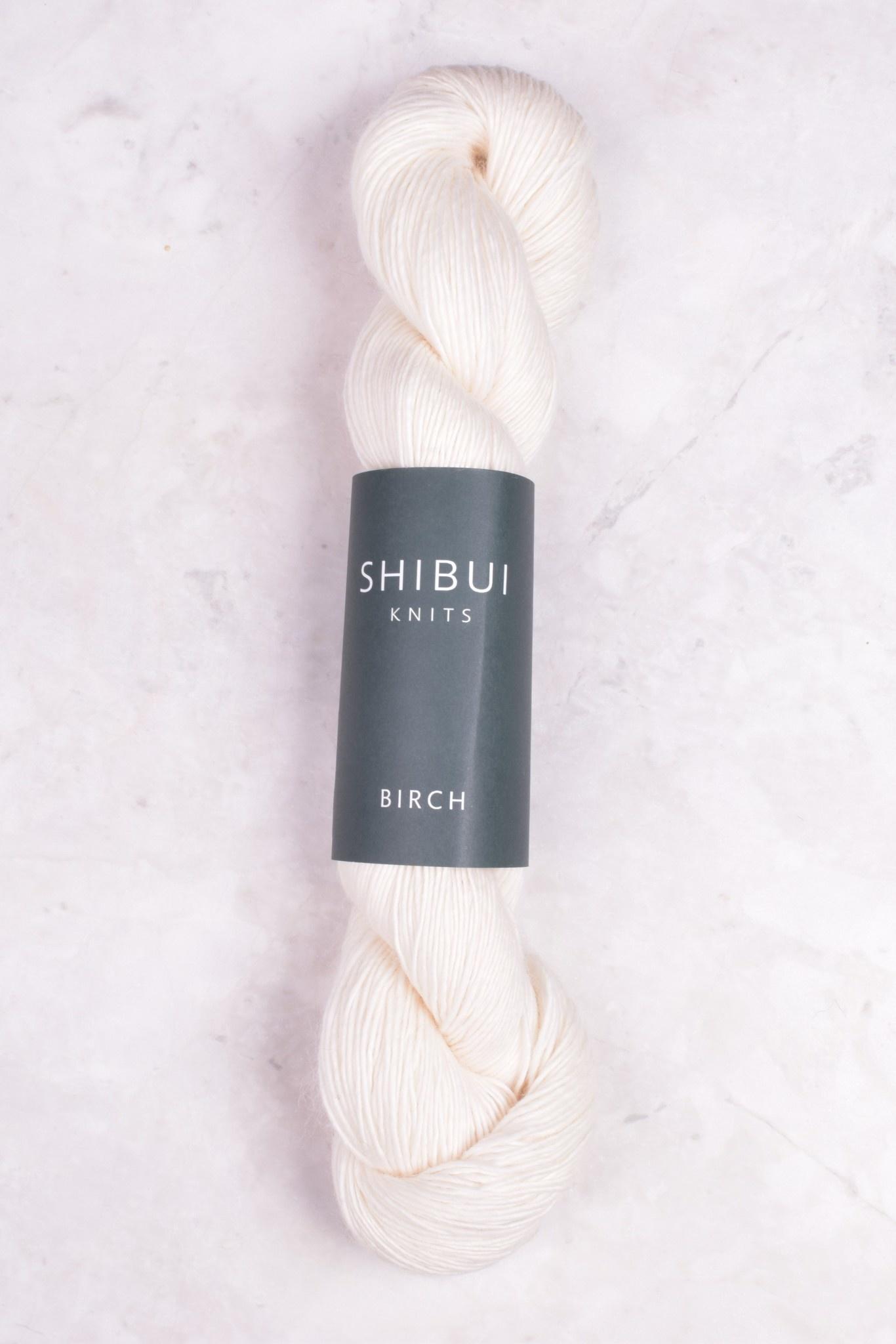 Image of Shibui Birch 2180 White (Discontinued)