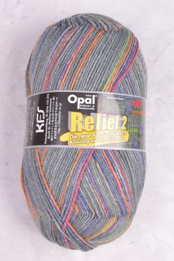Image of Opal 4-Ply Relief 2 Collection 9665 Gray