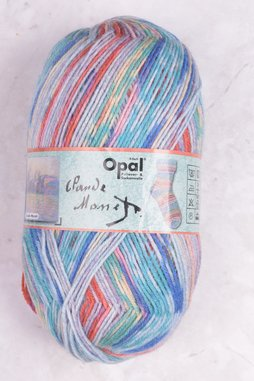 Image of Opal 4-Ply Claude Monet Collection 9686 The Grand Canal, Venice