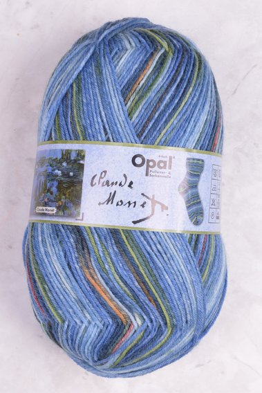 Image of Opal 4-Ply Claude Monet Collection